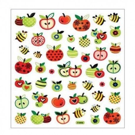 sticker fruit