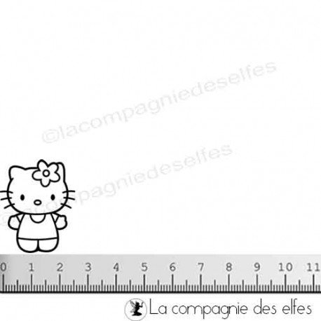 Challenge d'avril Tampon-hello-kitty