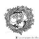 Tampon nid de Pâques