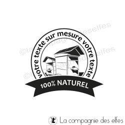 Tampon propolis | beekeeper stamp