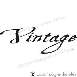 Vintage tampon nm
