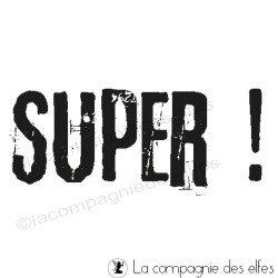 SUPER ! - tampon nm