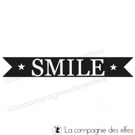 carte adolescents 1/3 Smile-tampon-nm