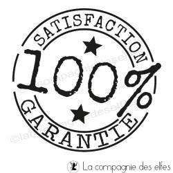 satisfaction garantie - tampon nm