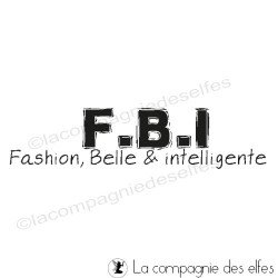 F.B.I. tampon nm