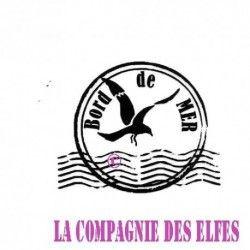Tampon bord mer | tampon scrapbooking mer | tampon vacances mer | sea stamp