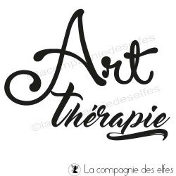 Tampon Art thérapie