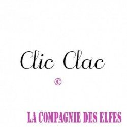 Clic Clac - tampon nm