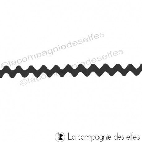 Tampon ruban | tampon encreur couture | tampon croquet