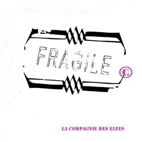 FRAGILE - tampon nm