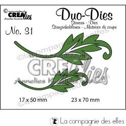 dies feuilles | leaf dies