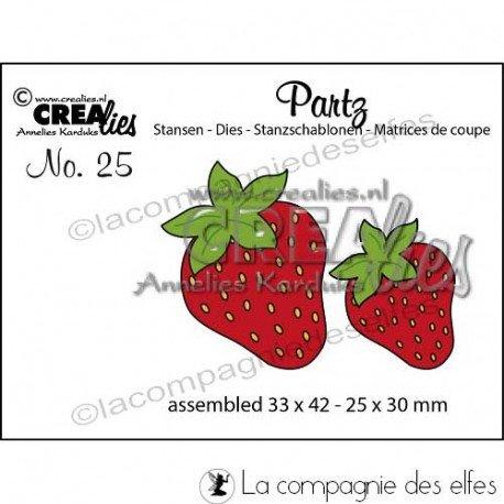 dies fraises | die fraise