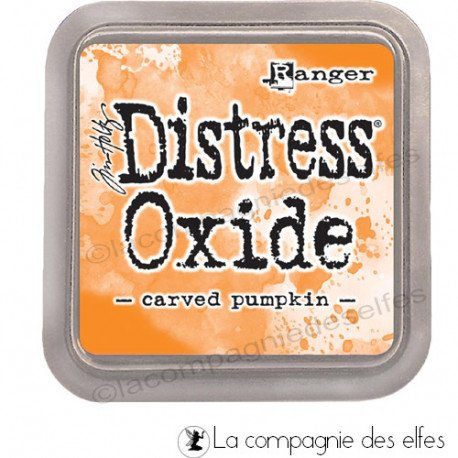 Sketch scrap par Rosarden Distress-oxide-carved-pumpkin
