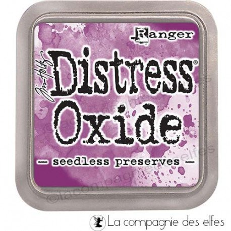 Cartes créatives Août 2019. Distress-oxide-seedless-preserves