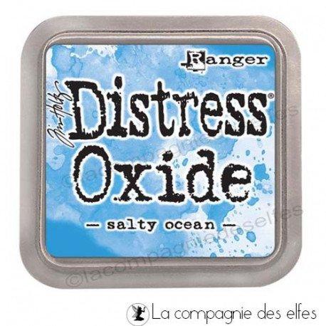 achat distress oxide bleu
