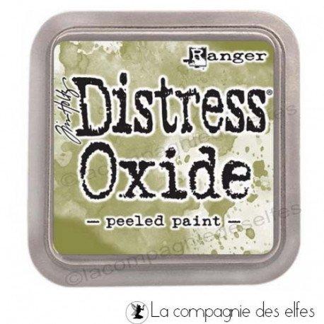 Sketch carte ou page XoXo. Distress-oxide-peeled-paint
