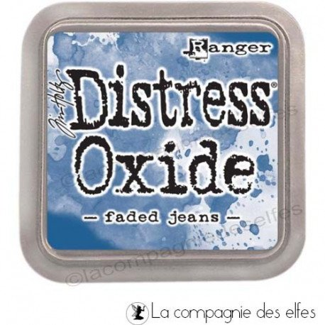 Challenge de Janvier 2019. Distress-oxide-faded-jeans