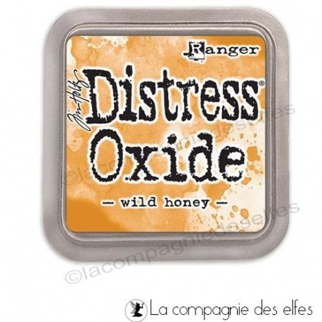 Cartes créatives de Novembre. Distress-oxide-wild-honey