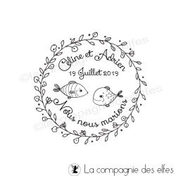 Ehe stempel | wedding rubber stamp
