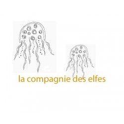 méduses tampons nm