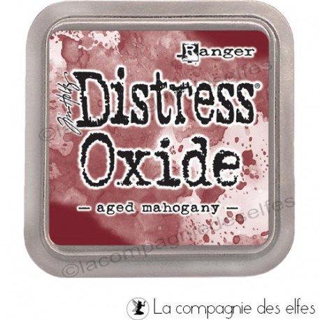 CARTE 1/3 (tampons à mettre à jour) Distress-oxide-aged-mahogany