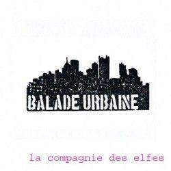 balade urbaine - tampon nm