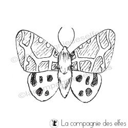 Achat cachet papillon   schmetterling stempeln