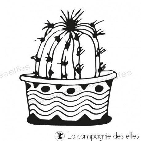 Challenge d'Août exotique. Tampon-cactus-aloes