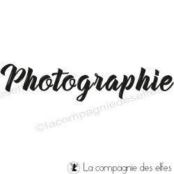 Tampon Photographie