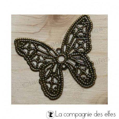 breloque papillon | charm papillon