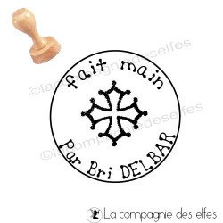 Fabricant de timbre occitan | achat cachet occitanie