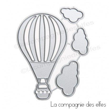 Acheter die nuage | achat die montgolfière
