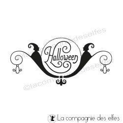 Achat tampon halloween