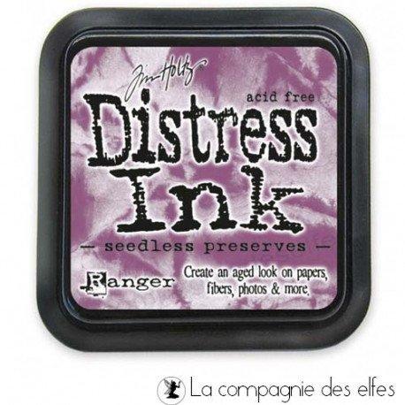 Achat distress violet