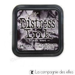 distress encreur BLACK SOOT RANGER