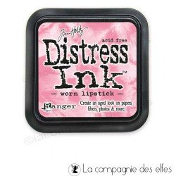 Distress encreur WORN LIPSTICK