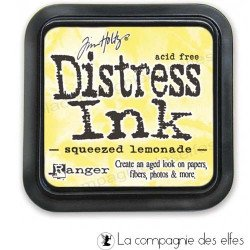 distress encreur squeezed lemonade