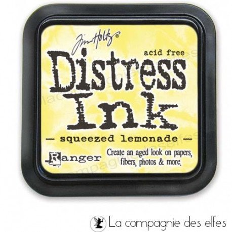 CHALLENGE DU 1ER OCTOBRE  Distress-encreur-squeezed-lemonade