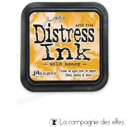 DISTRESS WILD HONEY encreur