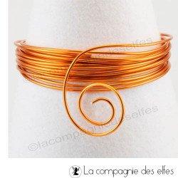 Achat fil orange
