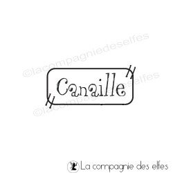 Tampon logo Canaille nm