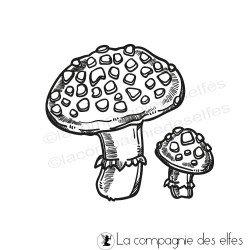 Tampon champignons