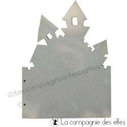 Album bois château