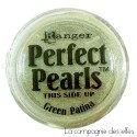 PERFECT PEARLS GREEN mica PATINA