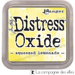 Distress squeezed lemonade oxide