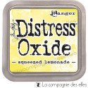 Distress oxide Lemonade