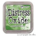 Distress mowed lawn oxide