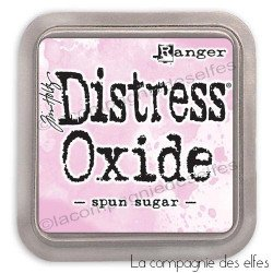 Encre distress spun sugar oxide