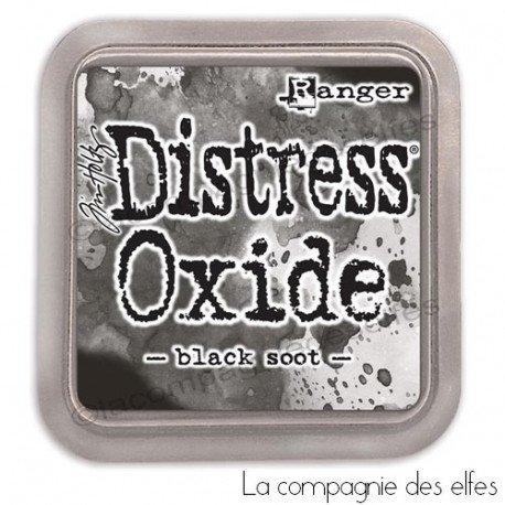 Encre distress oxide noire