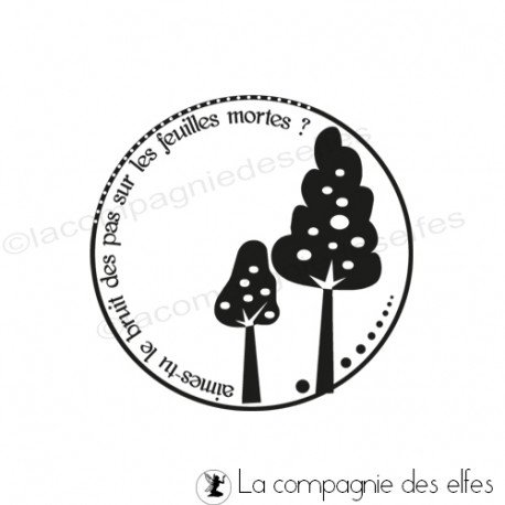 autumn stamp | herbst stempel